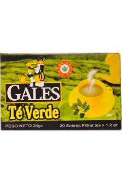 Thé vert des Andes