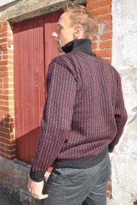 Pull épais en fine laine alpaga