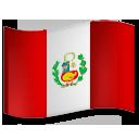 Couleur-roge-et-blanc-sont-le-drapeau-péruvien